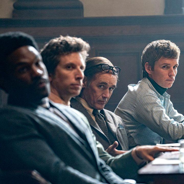 La Sexta Nominada 9x02 - Análisis de 'El juicio de los 7 de Chicago'