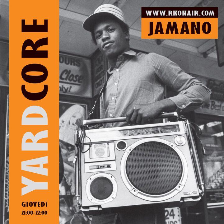 YARD CORE #6 - BOOGALOO - 03/05/2020