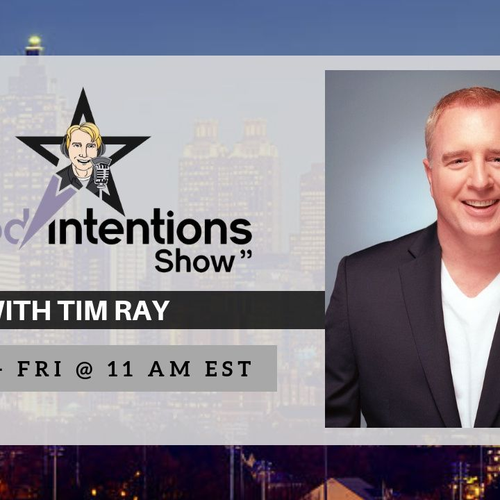 The Good Intentions Show: The Science of Happiness