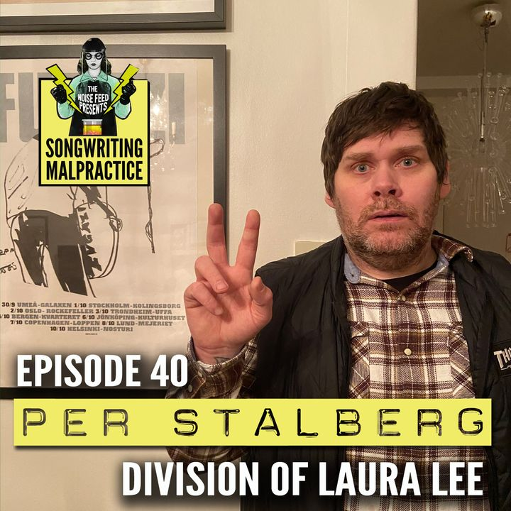 EP #40 Per Stalberg (Division of Laura Lee)