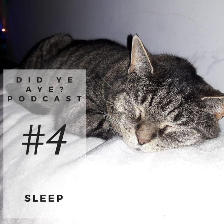 #3 - Rachel Geoghegan on Sleep