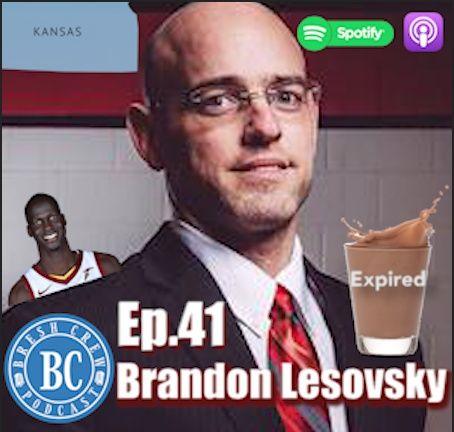 Ep. 41- Brandon Lesovsky