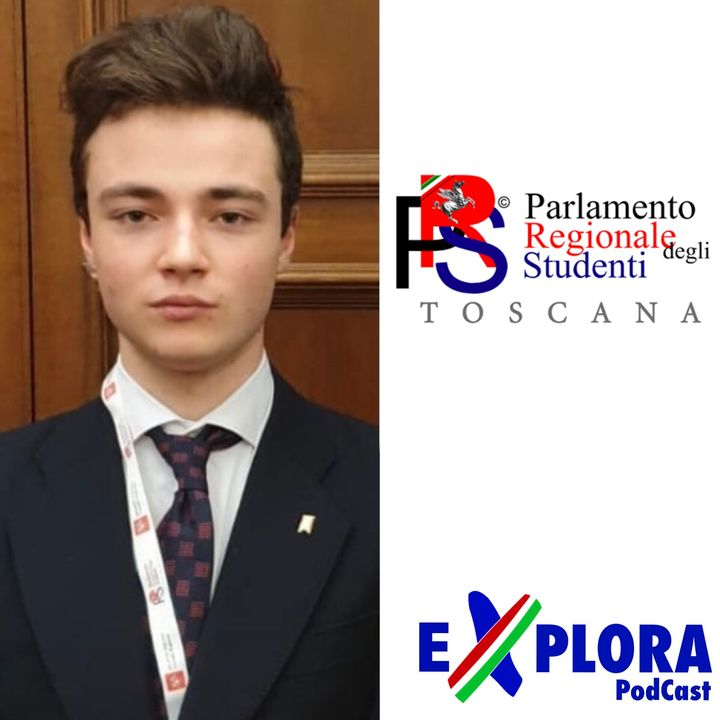 Chiacchiere: Ep.3 con Eduardo Romagnoli del Parlamento Studentesco Toscano