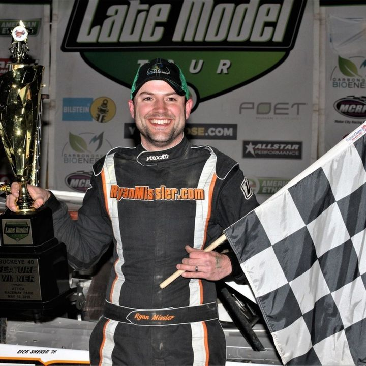 Episode 19 -  Ryan Missler: Late Models, Sweets, and Everything in Between