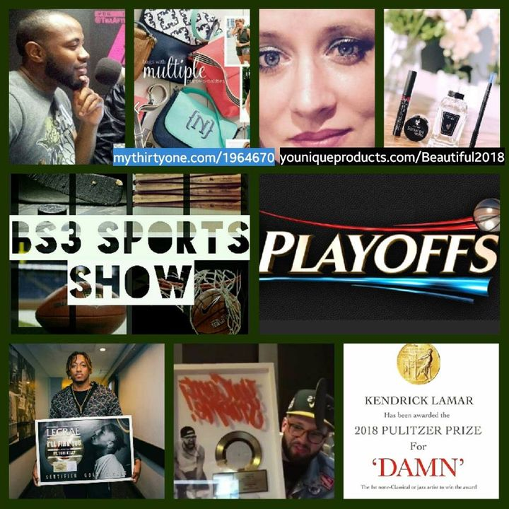 """BS3 Sports Show - """"Nate & The Boys Hoopin"""" ft .@_Q_the_Great"""