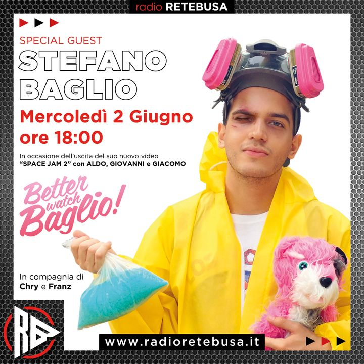 Stefano Baglio Special Guest