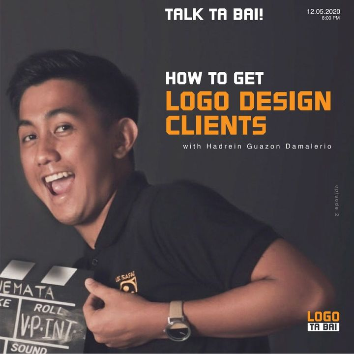 How to get logo design clients (Episode 2)