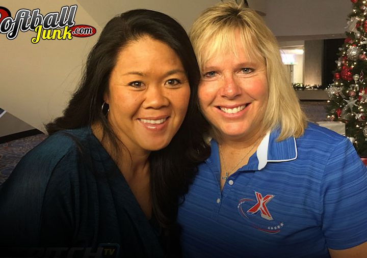 Episode 301 - History Of Softball Show 13 -  Kelly Inouye-Perez