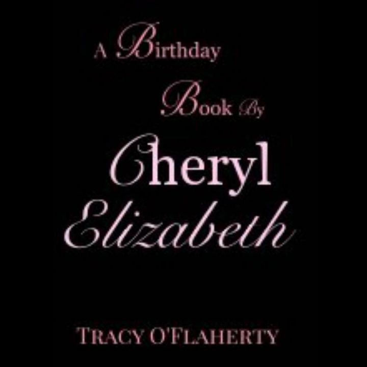 A Birthday Book by Cheryl Elizabeth