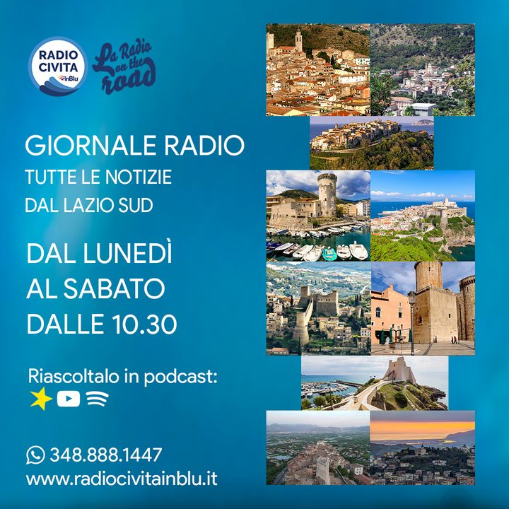GR Lazio Sud - 8 febbraio 2021