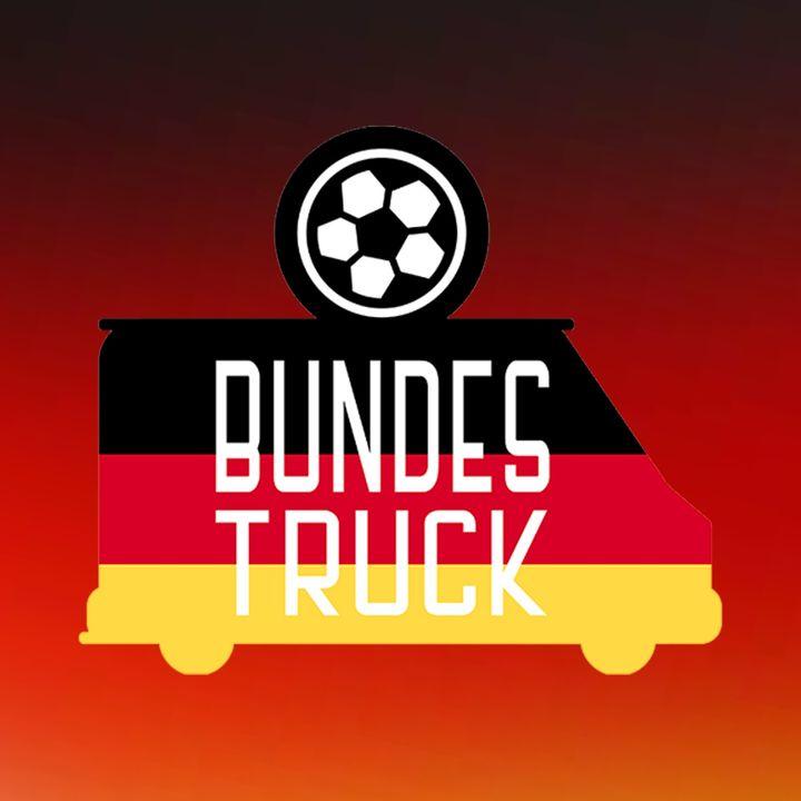 CZY LECI Z NAMI PILOT? SZALONA JESIEŃ W BUNDESLIDZE! Bundes Truck #14