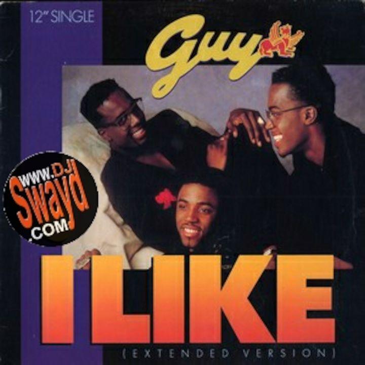 Guy - I Like  @DJSwaydUSA 24KMagic BLEND