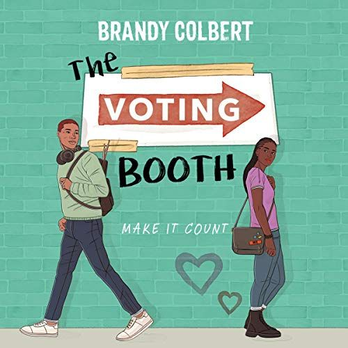 Brandy Colbert Releases The Book The Voting Booth