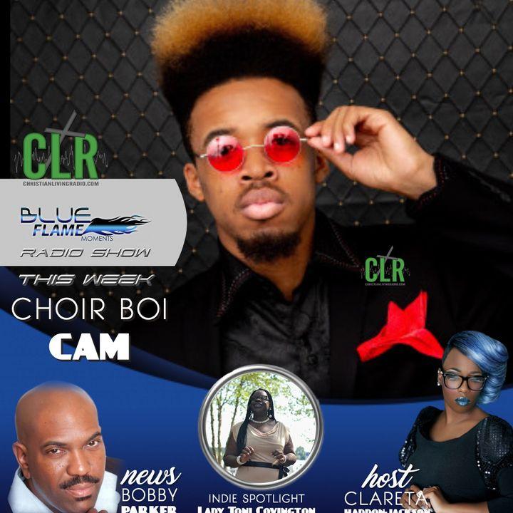Blue Flame Radio Chor Boi Cam