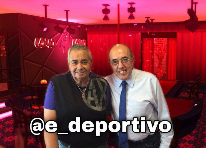 Comenzando semana con el trio de dos Rudo y Pepe en Espacio Deportivo de la Tarde 23 de Agosto 2021
