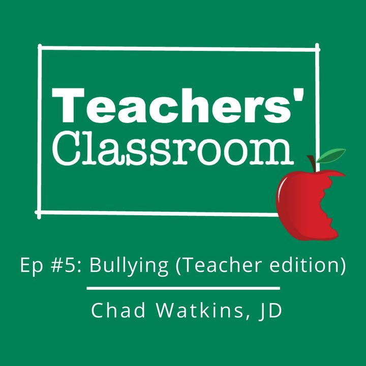 Bullying in the Classroom with School Attorney Chad Watkins