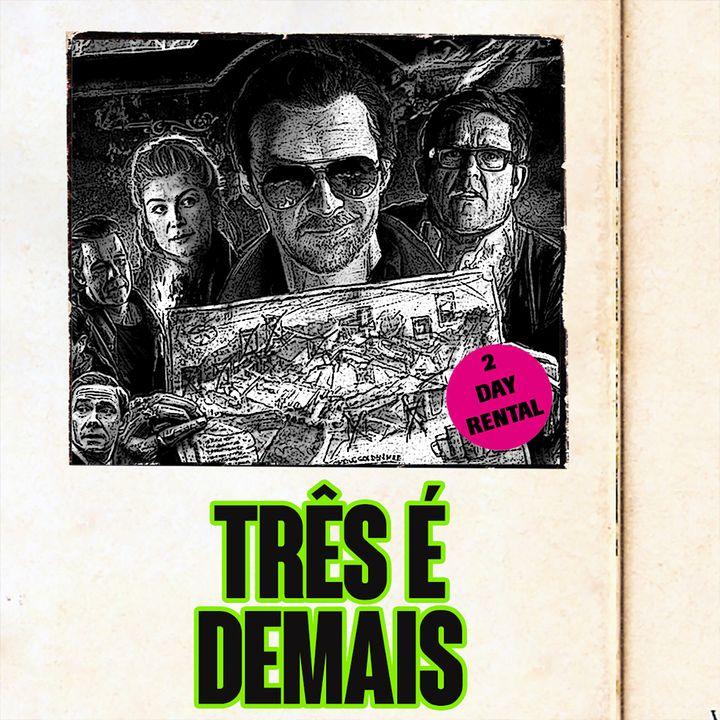 Heróis de Ressaca (com Era Uma Vez em São Paulo)
