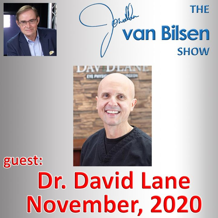 2021-01 - Ageing Eyes with Dr. David Lane