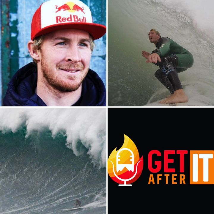Episode 116 - with Andrew Cotton - Professional BIG Wave Surfer