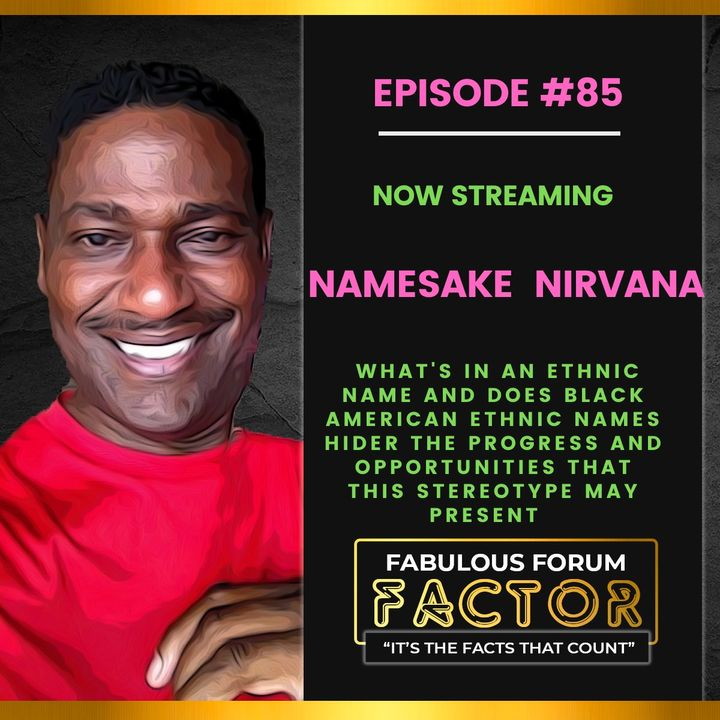 Namesake Nirvana  (July 20, 2021)