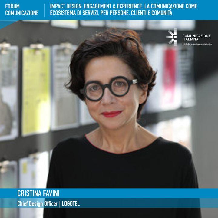 Forum Comunicazione 2021, 2°giornata   Digital Speech   Impact Design: Engagement & Experience   Logotel