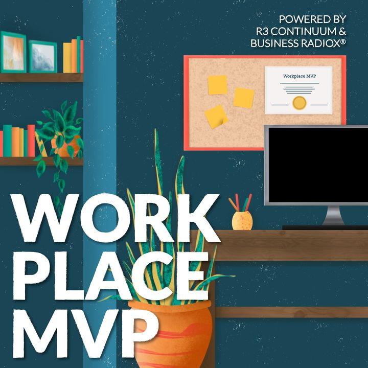 """Introduction to """"Workplace MVP,"""" with Host Jamie Gassmann"""