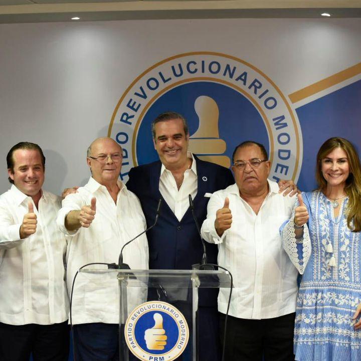 El PRM ¿'tá gana'o? Conversamos con Orlando Jorge Mera (2/2)