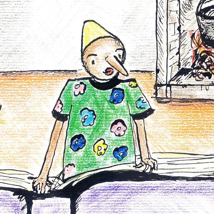 Radio Noventa Legge Pinocchio