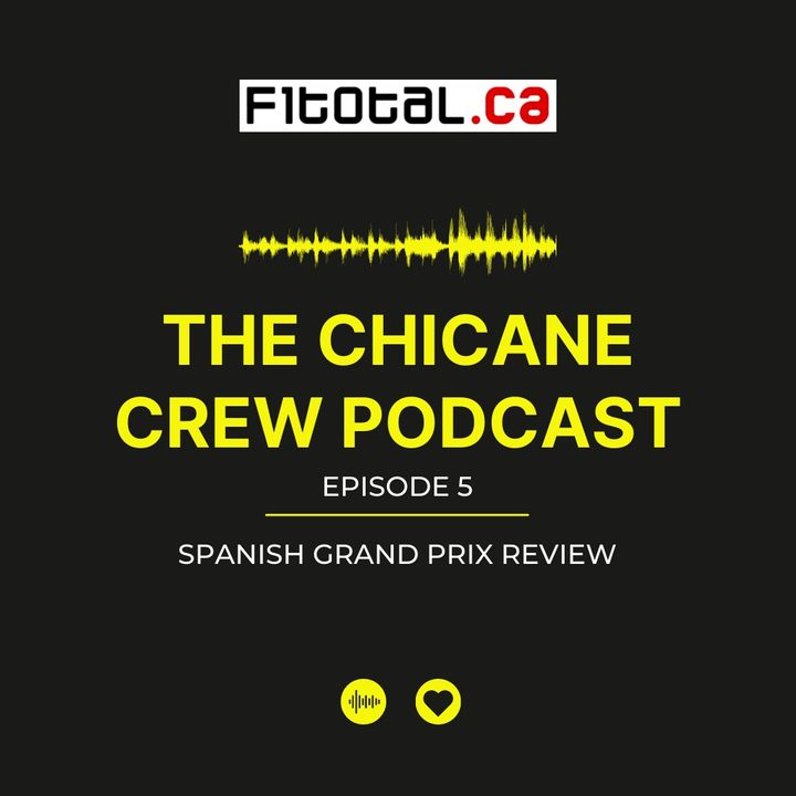 Episode 5 - Spanish Grand Prix Review