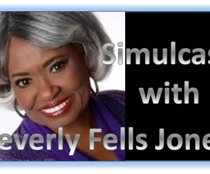 Beverly Fells Jones - Power21 Podcaster