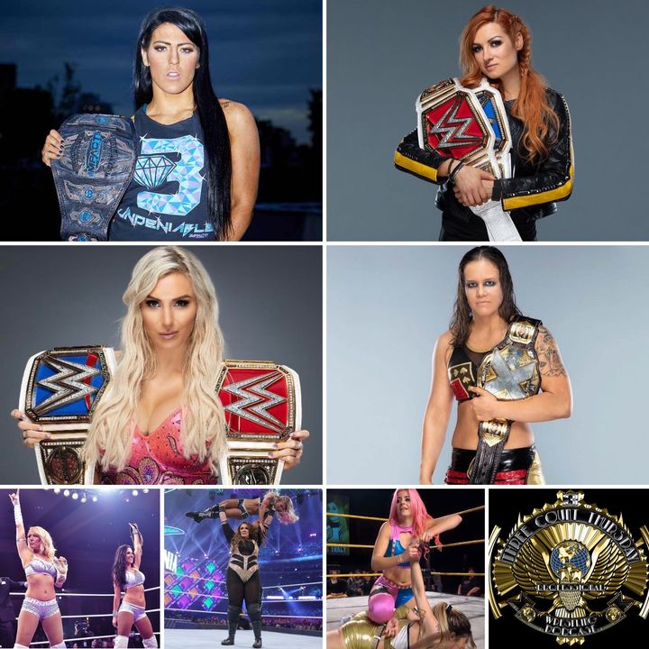 3CT - All Womens Promotion Draft Spectacular
