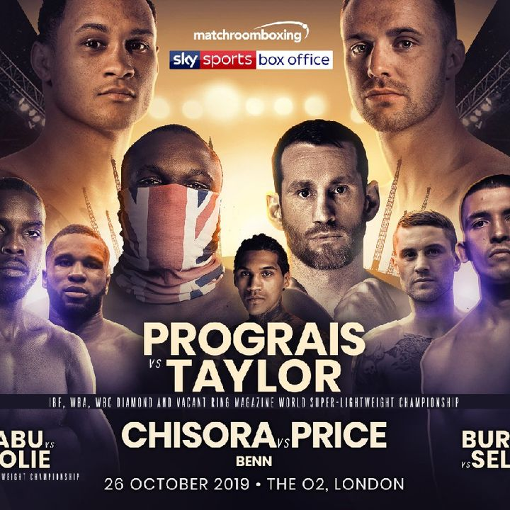 Preview Of The World Boxing Super Series Final Card In London Headlined By Josh Taylor-Regis Prograis For The Ali Trophy+WBA/IBF/WBC Diamond