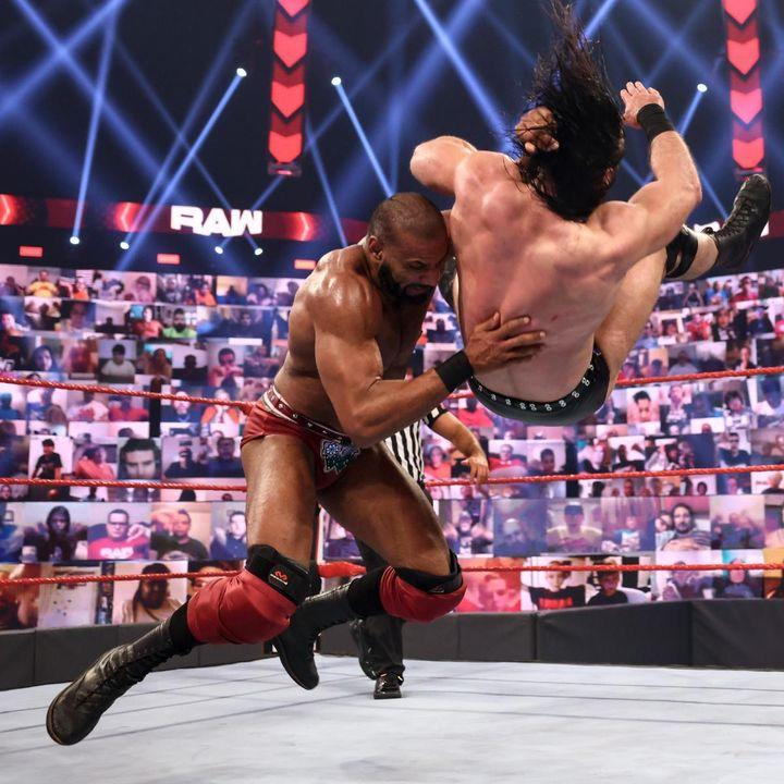 WWE RAW Review ll Jimmy Uso Arrested, Drew vs Jinder ll Charlotte & Rhea Play-fight