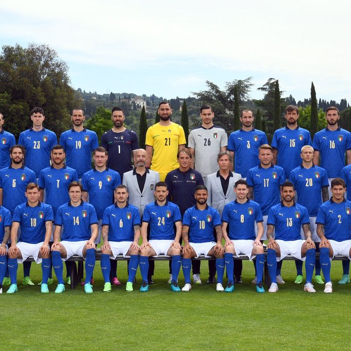 Breaking down Italy's Euro 2020 squad with Pizza Calcio - Episode 103