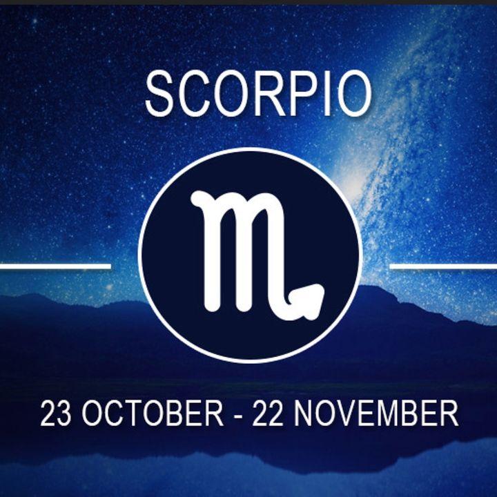 Scorpio (June 26 2021)