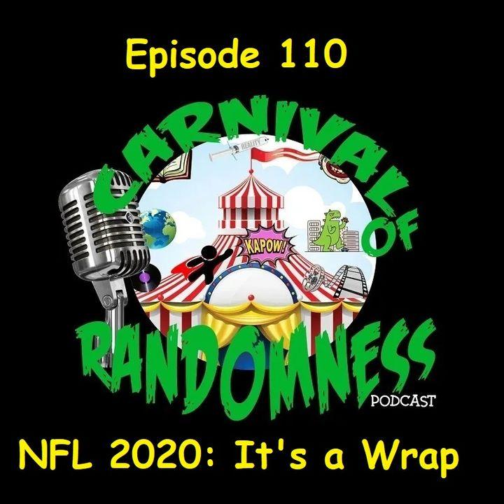 Episode 110 - NFL 2020: It's a Wrap
