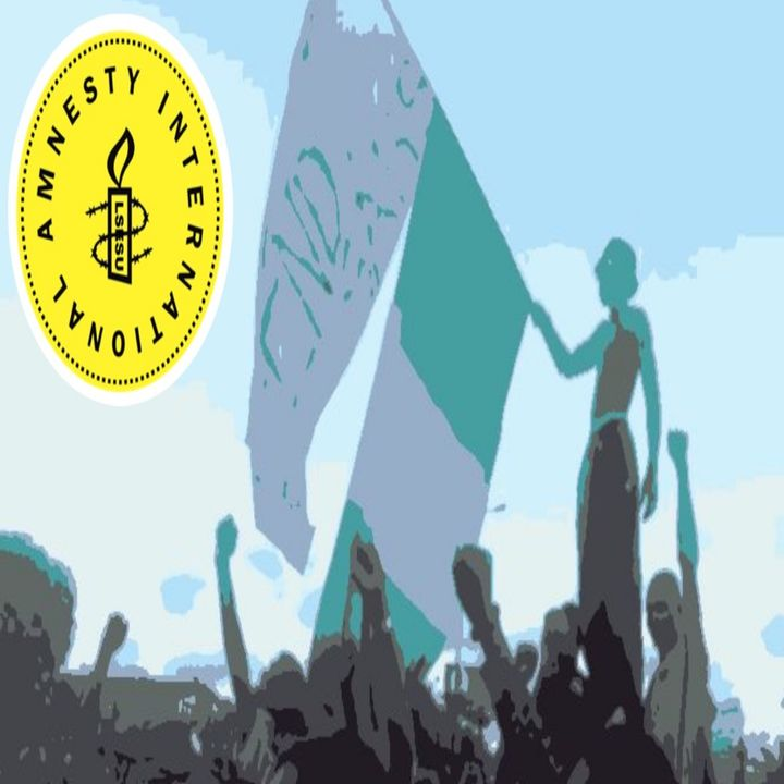 Freedom of Expression : Protect right to peaceful protest, Amnesty tells Federal Government of Nigeria