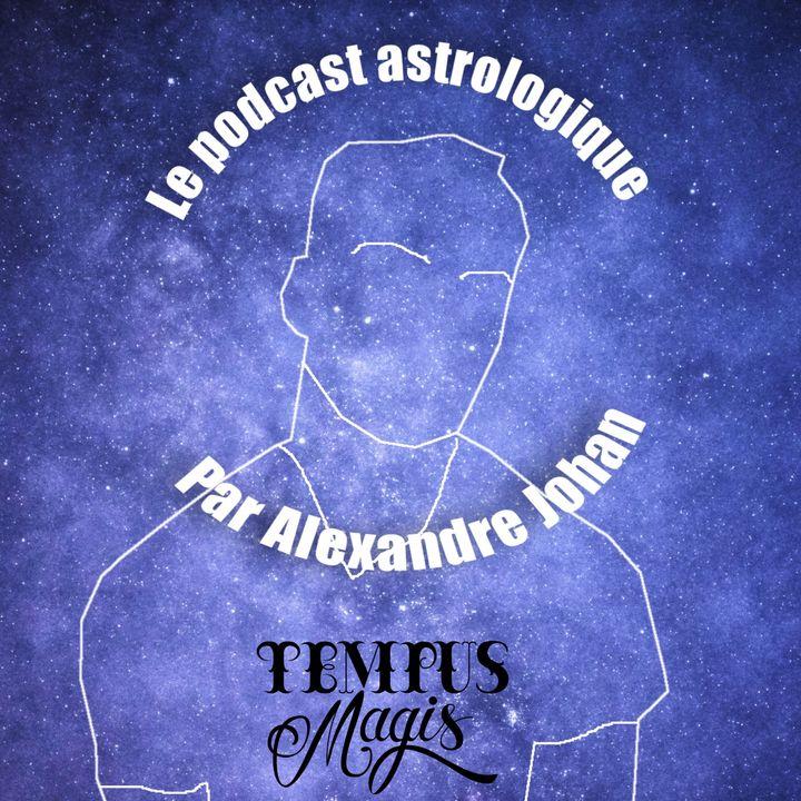 #36 - Informations astrologiques du lundi 7 au dimanche 13 mai 2018