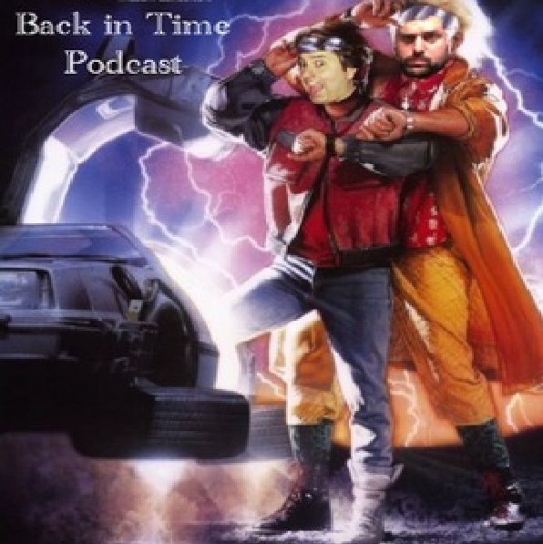 The One with Back in Time Podcast