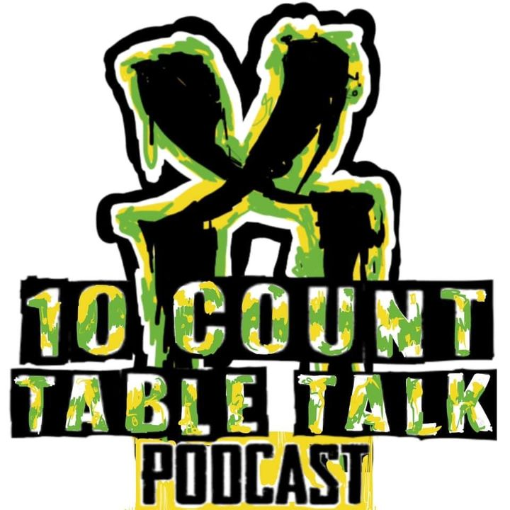 Episode 25: Wrestle Talk (WWE & AEW week of 5/10/21, and Wrestlemania Backlash Review) pt 1
