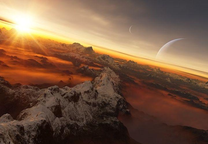 Il pianeta senza nome