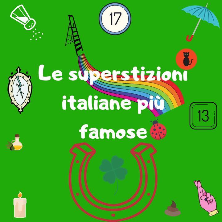 Le superstizioni italiane più famose