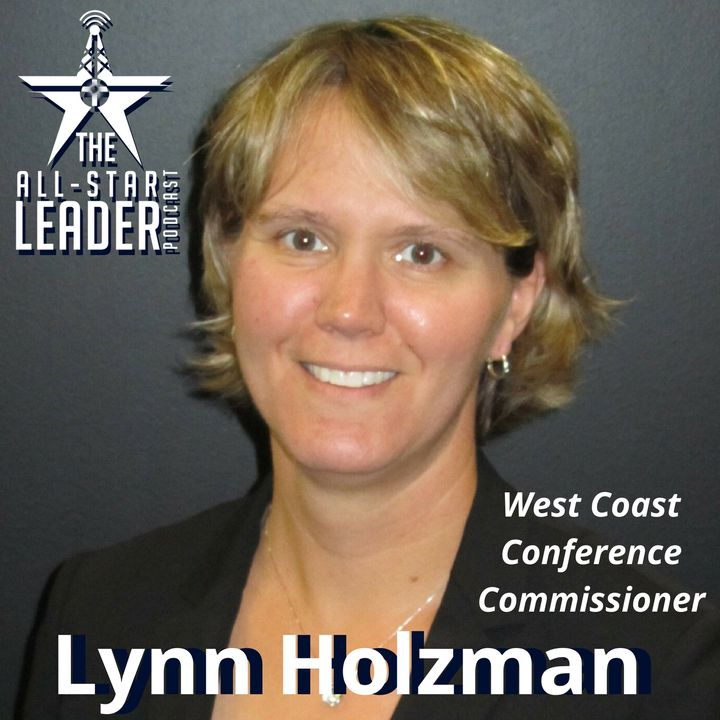 Episode 049 - West Coast Conference Commissioner Lynn Holzman