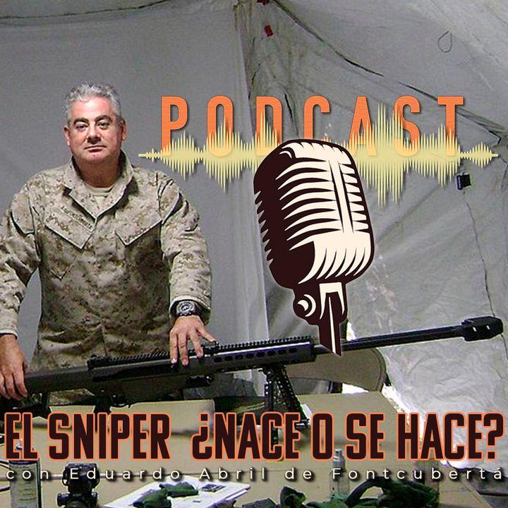 El Sniper ¿nace o se hace? con Eduardo Abril de Fontcubertá