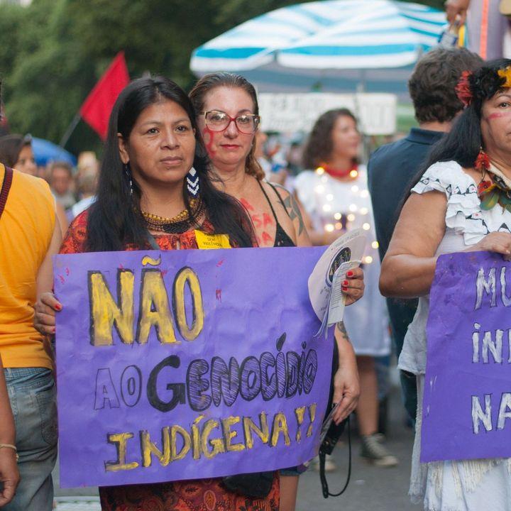 Brasil: as lutas das mulheres indigenas Guaraní-Nhandeva