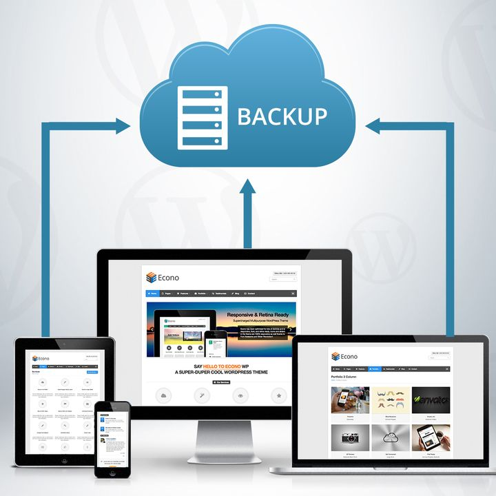 5 Simple Ways to Backup WordPress Site