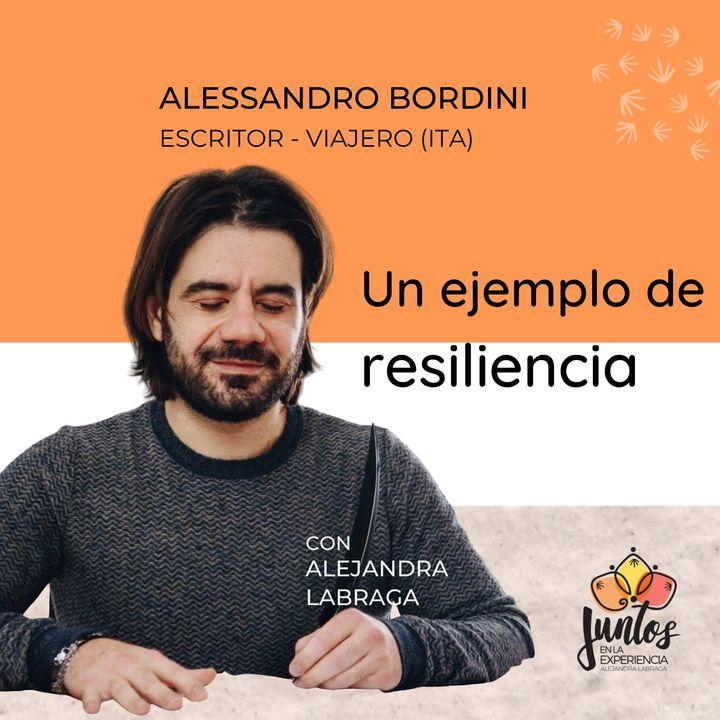 Ep. 031 - Un ejemplo de resiliencia con Alessandro Bordini