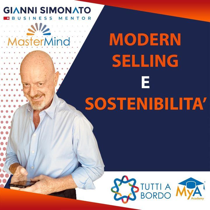#30 Modern Selling e sostenibilità