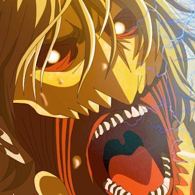The FLYING TITAN finally revealed!   Attack on Titan / Shingeki no Kyojin Eren Final Battle Twist!