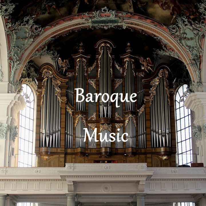 Baroque Music from Bach and Vivaldi